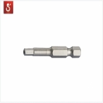 Security Hex Round Shank Bit